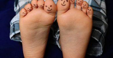 pies cuiadados